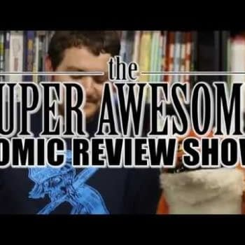 The Super Awesome Comic Review Show – We Stand On Guard, The Spire, 8house Arclight, Secret Wars, Airboy, Autumnlands, Previews Watch And More!