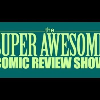 The Super Awesome Comic Review Show – Godzilla In Hell, Hawkeye, Island, Giant Days, The Divine, The King In Yellow And More!