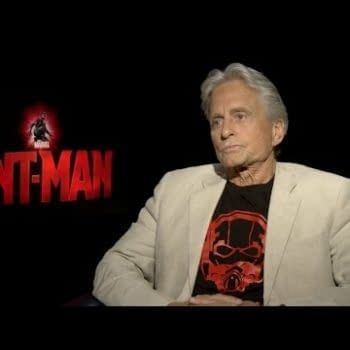 Michael Douglas On Why He Decided To Play Hank Pym