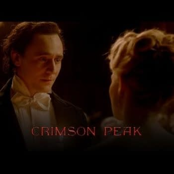 """Crimson Peak – """"A Particularly Sophisticated Approach To A Ghost Story."""""""