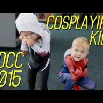 Cosplaying Kids At SDCC '15 Really Watch The Most Inappropriate Films & TV (VIDEO)