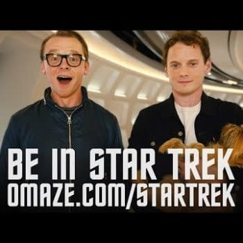 First Look At New Star Trek Alien In Charity Video