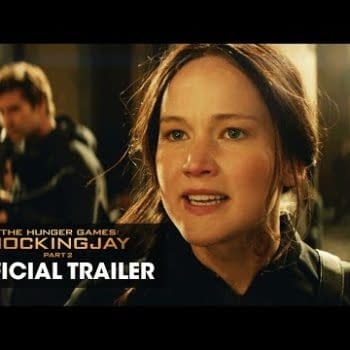 New Official Trailer For The Hunger Games: Mockingjay Part 2