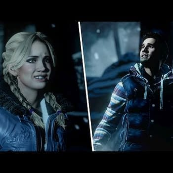 Check Out 9 Minutes Of Until Dawn Gameplay