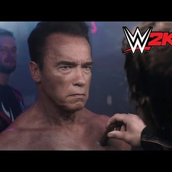 Arnolds Terminator Is Joining WWE 2K16s Roster As Part Of A Pre-Order Bonus