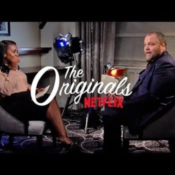 Daredevil's Vincent D'Onofrio Chats With Orange Is The New Black's Uzo Aduba