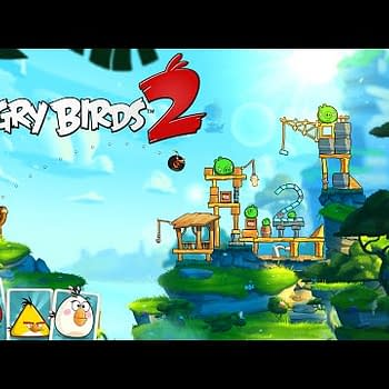 Angry Birds 2 Gets First Gameplay Trailer Showing New Ideas