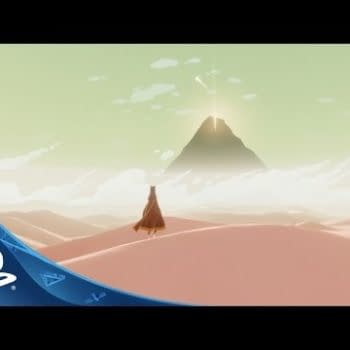 Journey On PlayStation 4 Is Coming In Two Weeks
