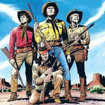 Chuck Dixon, The First American To Write Tex?