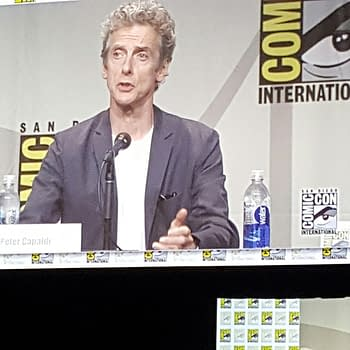 SDCC '15 Doctor Who Panel Teases Series 9