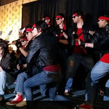 SDCC '15: Get Ready For More Kung Fury