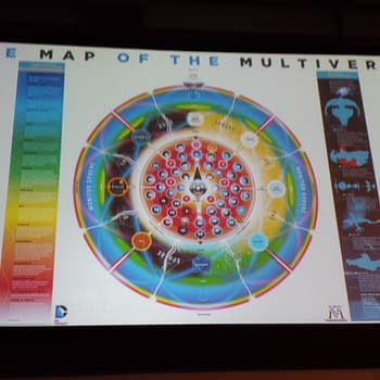SDCC '15: Grant Morrison – Multiversity and Beyond!