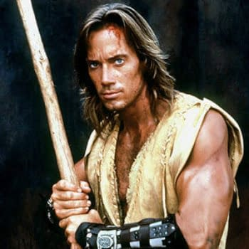 Kevin Sorbo Is Voicing Hercules In Smite