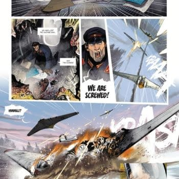 A 'French Invasion' As Delcourt Debuts In English On ComiXology, Plus Preview Of Iron Squad