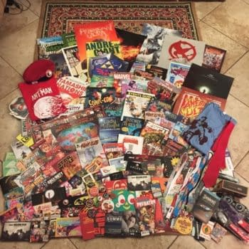 Flipping 25 Lots Of SDCC '15 Swag From $10 To $212
