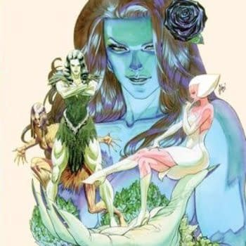 Poison Ivy Fans Rejoice, She's Getting Her Own Series From Amy Chu #DCJanuary #PoisonIvyLeague