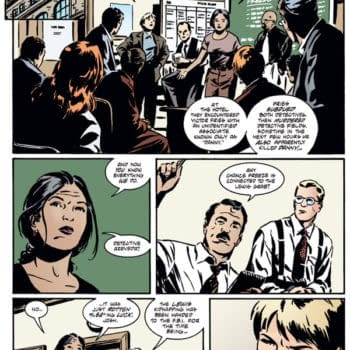 From Strip To Script – Gotham Central #2