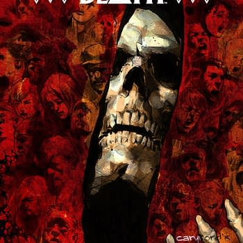 Book Of Death Concludes In The Valiant Solicitations For October 2015