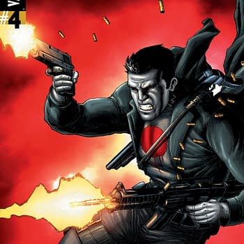 New Bloodshot Reborn And Unity In Shops On Wednesday