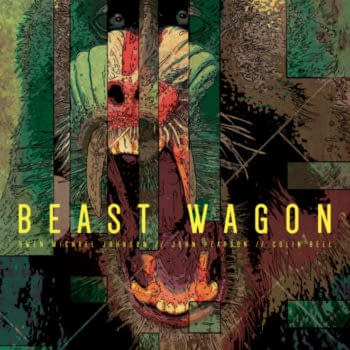 Mac's Books Reviewed – Beast Wagon, Reel Love Act Two: Confessions, Zarjaz No. 24