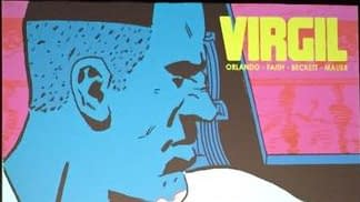 Virgil by Steve Orlando JD Faith Beckett And Thomas Mauer At #ImageExpo For Queersploitation