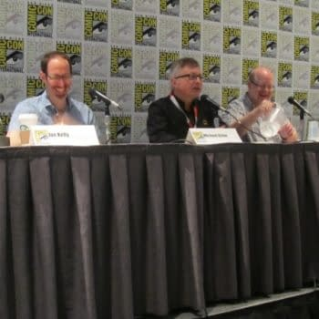 Unmasking The Comic Book Film Adaptation with Brevoort, Kelly, Uslan And Waid At SDCC '15