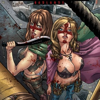 This Week From Avatar Press &#8211 Crossed: Badlands #81 and #82