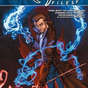 Free On Bleeding Cool – Dresden Files: Storm Front #1 By Jim Butcher