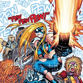 PEW PEW PEW Dark Horse Announces An Empowered Special One-Shot For This Fall