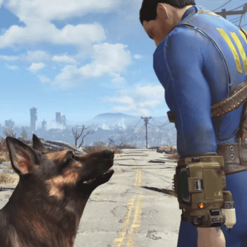 Fallout 4 Is The UK's Number One In Physicals This Week