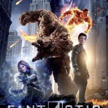 3 New International Posters For The Fantastic Four