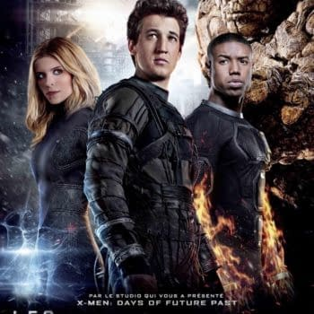 Fantastic Four Character Profiles Released