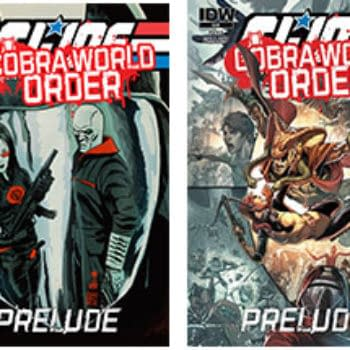 SDCC '15: Larry Hama Returns To G.I. Joe In 8-Part Bi-Weekly Event
