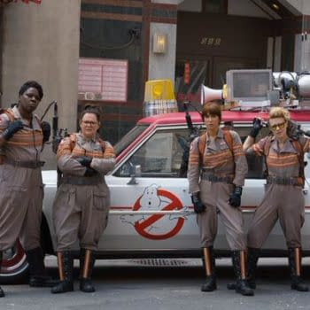 Paul Feig Reveals The Suited Up Ghostbusters