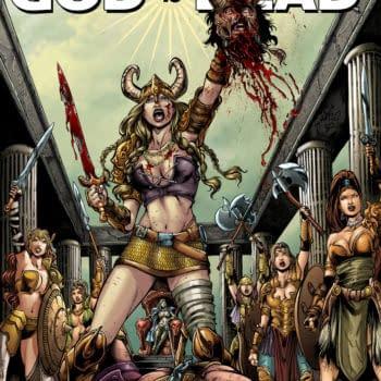 This Week From Avatar Press – God Is Dead #39