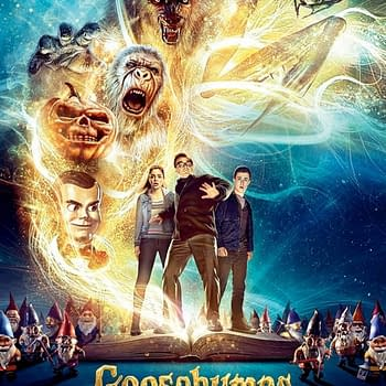 Jack Black Shows Off Trailer For Goosebumps Film &#8211 Updated W/ Full Trailer