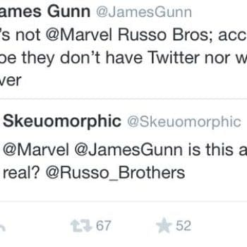 Is The Russo Brothers Twitter Account Real?