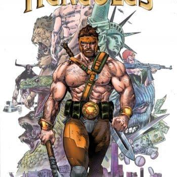 Hercules – A New Bisexual Lead For Marvel Comics?