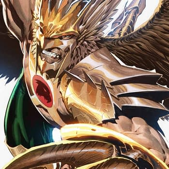 SDCC 15: Hawkman To Appear In DCs Legends Of Tomorrow
