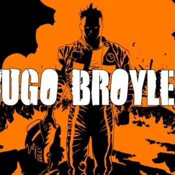 Risso, Albuquerque, Templesmith And Bengal Lead An International Collection Of Contributors To Hugo Broyler Graphic Novel Kickstarter