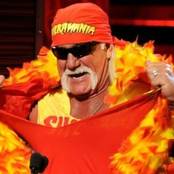 From Glass House, Hulk Hogan Throws Subtweet Stone At Bill Maher Over N-Word Usage