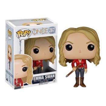 Once Upon A Time POP! Vinyls Are Coming From Funko This October