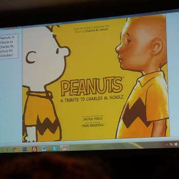 SDCC 15: Charles Schultz Rightfully Reigns at the 65th Anniversary of Peanuts