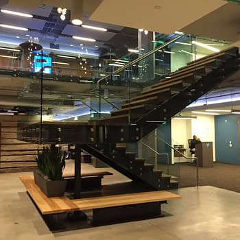 When Bleeding Cool Visited Twitter Headquarters For The #ValiantSummit