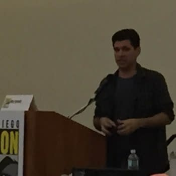 SDCC '15: Max Brooks Wants To Write Voltron