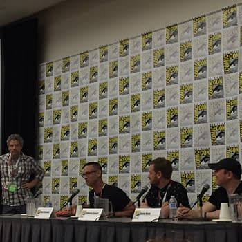 SDCC '15: Live! From The Fight Club 2 Panel With Chuck Palahniuk, David Mack, And Cameron Stewart