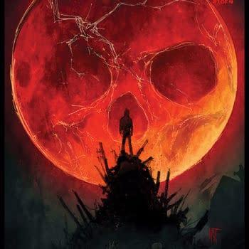 Steve Niles And Nat Jones Bring Broken Moon To American Gothic Press