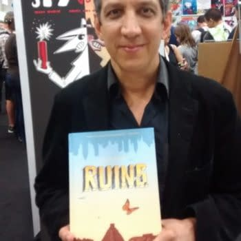 Peter Kuper's Ruins Could Make Your Year