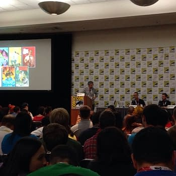 SDCC '15: Palahniuk Says No Fight Club Sequel, But Rock Opera In the Works