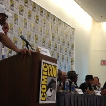 This Year's Black Panel At SDCC Will Be The Last Black Panel?